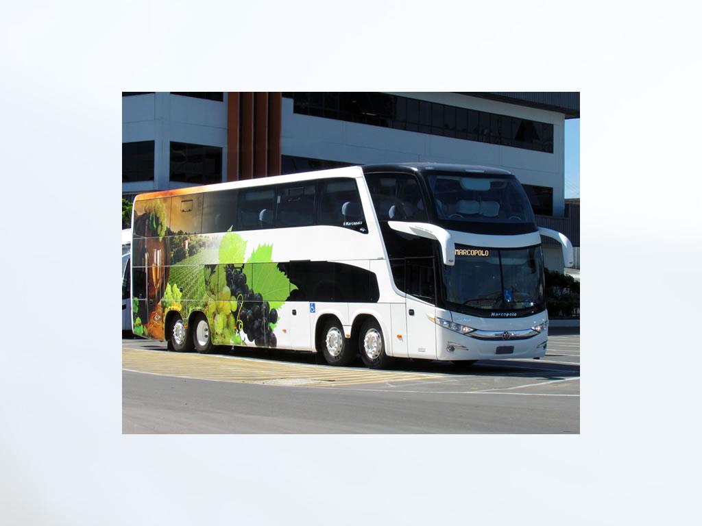 Ônibus para locação