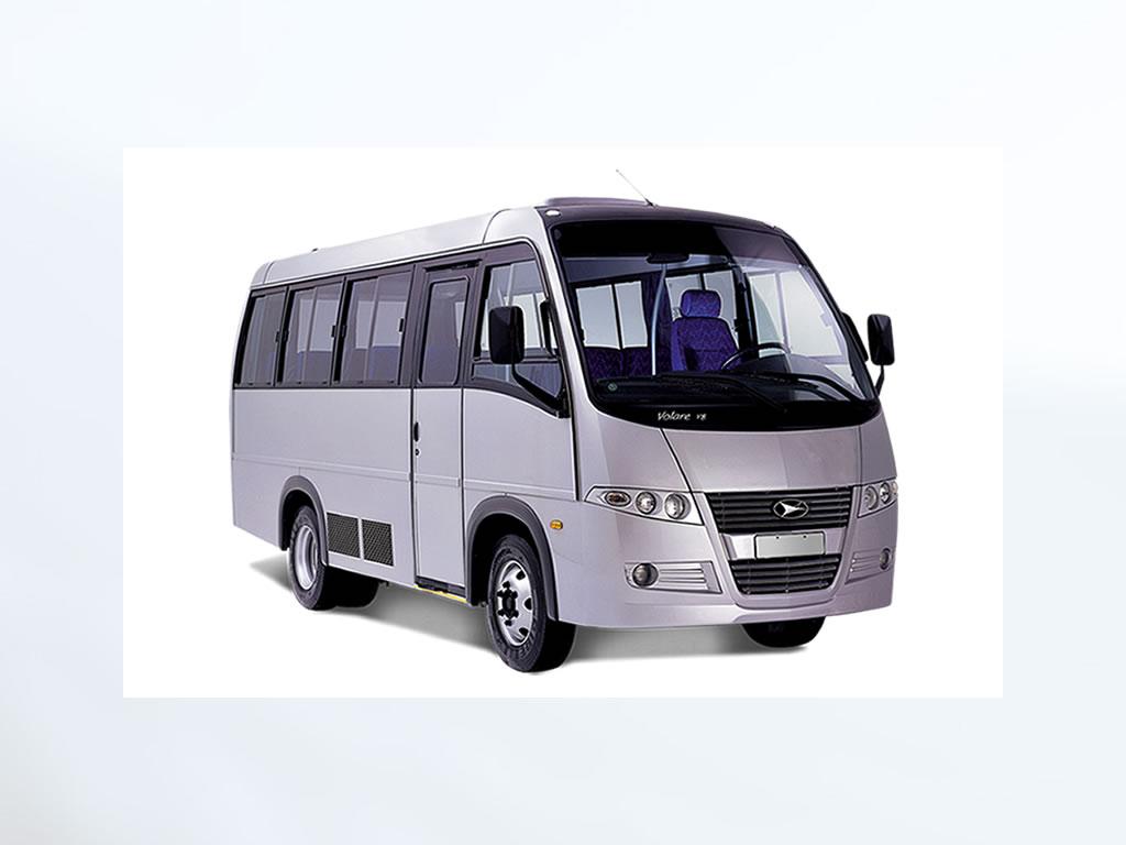 Micro-ônibus para locação